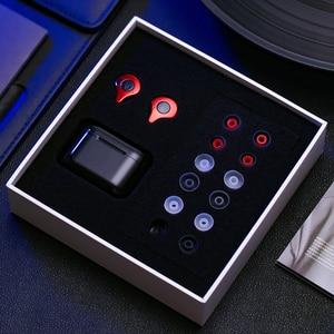 Image 5 - Verdadeiro Sem Fio Bluetooth 5.0 Mini Fone De Ouvido Fones De Ouvido Caixa de Auto Com 3000mAh Carga