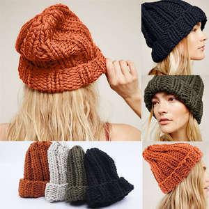 629bd277 top 10 most popular womens hot baggy warm beret ski cap hat list