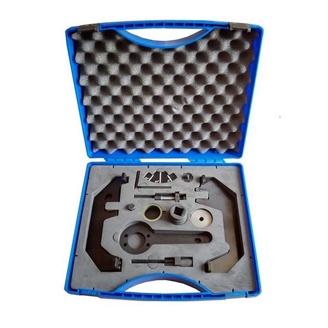 Kit de Herramienta de Sincronización del árbol de levas para B-MW Motor V8 N62 y N73 Motor V12 Leva Del Árbol de Levas de Alineación De Temporización