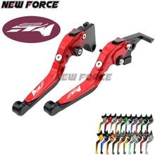 Motorcycle lever CNC Adjustable Foldable Lengthening aluminum brake clutch levers For ktm duke 125 200 390 duke 2014-2017 2018 цены
