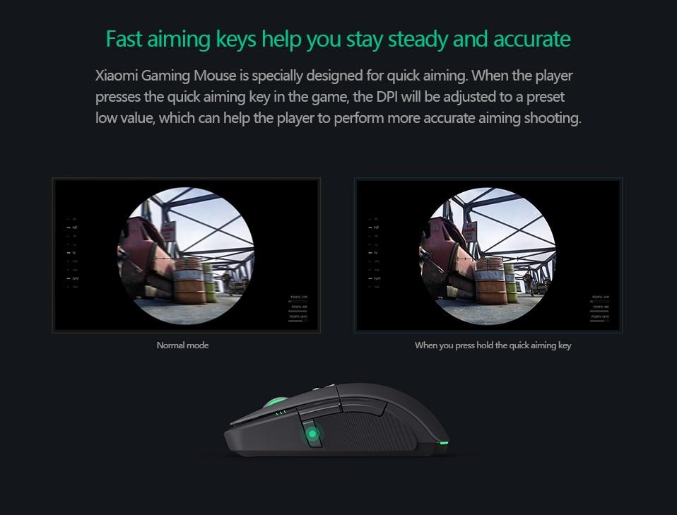 Xiaomi game mouse (9)