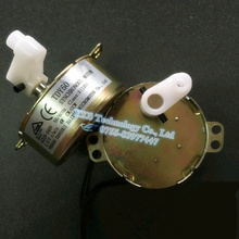 TYD50 Motor 2.5/3 r/min 4W 50/60Hz AC220-240V CW/CCW Rotatable Wind Guiding Motor for Standing Fan/Hanging Fan