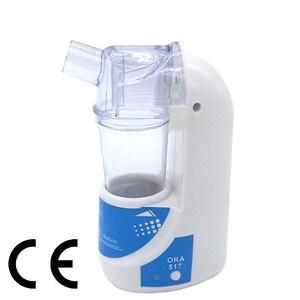 Image 3 - 10 כוסות Nebulizer לילדים למבוגרים כף יד Nebulizer משאף ערפול לרפא מחלות בדרכי נשימה