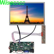 New Original 12.1 TFT LCD 1280x800 with HDMI DVI VGA LVDS Controller Board AA121TD02 High brightness Tested  one by