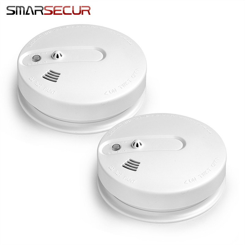 Smarsecur Smoke Sensor Can Detect Smoke And Heat Smoke Alarm Heat Alarm All For your Home Security Best In MarketSmarsecur Smoke Sensor Can Detect Smoke And Heat Smoke Alarm Heat Alarm All For your Home Security Best In Market