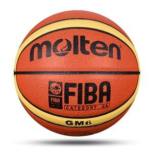 Image 3 - Più nuovo Professionale Palla Da Basket Formato 6 Materiale DELLUNITÀ di elaborazione Con Il Regalo Libero di Alta Qualità Bambino di Formazione di Pallacanestro di Sport baloncesto