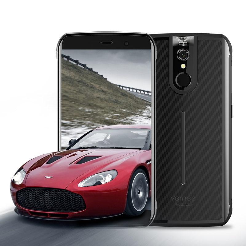 Vernee Active IP68 Waterproof Smartphone 6GB 128GB 5 5 MTKT6757 Octa core 16MP 4200mah Android 7