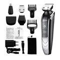 5en1 Ear Nose Hair Trimmer 2016 Pro Nariz Pelo Trimmer cuidado de la cara máquina de Afeitar Eléctrica aparador de pelos masculino pelo nariz KM1832