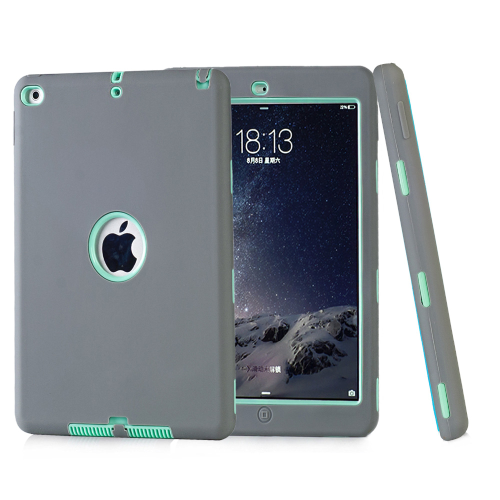 174 Coque Case For Ipad ⑧ Air Air 2 Durable Heavy Duty 3 ᐅ In