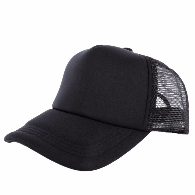 Adjustable Summer Cozy Hats for Men Women Attractive Casual Snapback Solid Baseball Cap Mesh Blank Visor Outside Hat 2017 tropic hats mesh cap w camouflage front and visor adjustable one size