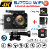 Waterproof 16MP Full HD 1080P WIFI 2 0 Inch Action Camera Sports DVR Camcorde Remote