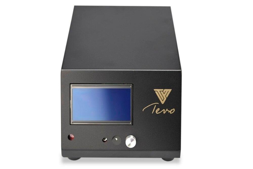 Boîtier d'alimentation TEVO Tornado entièrement contrôlé avec écran LCD MKS gen-l V1.0 et ventilateur de refroidissement SSR