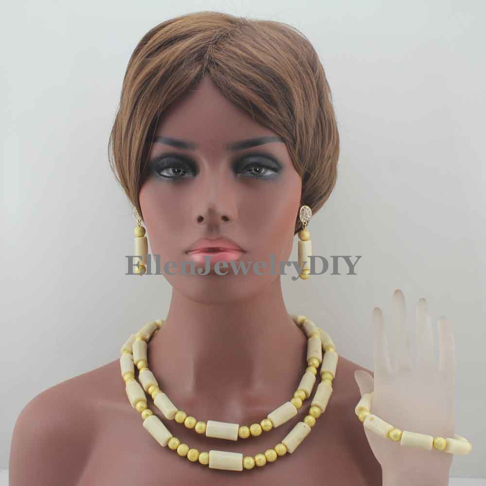 Fashion White Coral Bead Necklace Sets Nigieran Wedding African Coral Beads Jewelry Set Free Shipping W13370Fashion White Coral Bead Necklace Sets Nigieran Wedding African Coral Beads Jewelry Set Free Shipping W13370