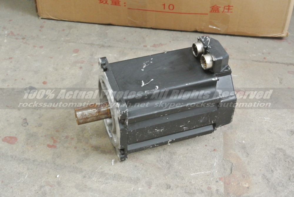 VS Servo Motor CNC AC, Free DHL Used 230V 3 Phase 5.5KW MPL-A540K-MJ22AA 4000 RPM Electric Motor Industry Value  цены