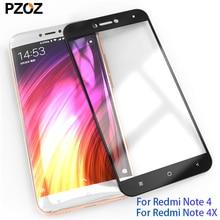 PZOZ, xiaomi redmi note, 4 x, стекло, полное покрытие, основная защита экрана, xiaomi redmi note 4 Pro, закаленное, xiomi redmi note 4x, стекло 2.5D
