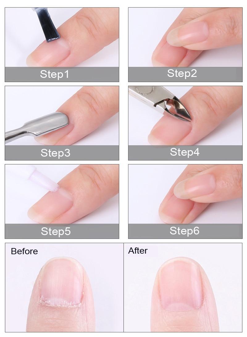 elegant touch professional nail scissors