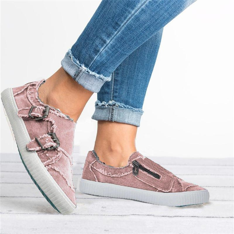 Puimentiua Women Canvas Shoes Slip On Flat Vulcanized Shoes Spring Casual Female Denim Fashionable Sneakers Breathable FootwearsPuimentiua Women Canvas Shoes Slip On Flat Vulcanized Shoes Spring Casual Female Denim Fashionable Sneakers Breathable Footwears
