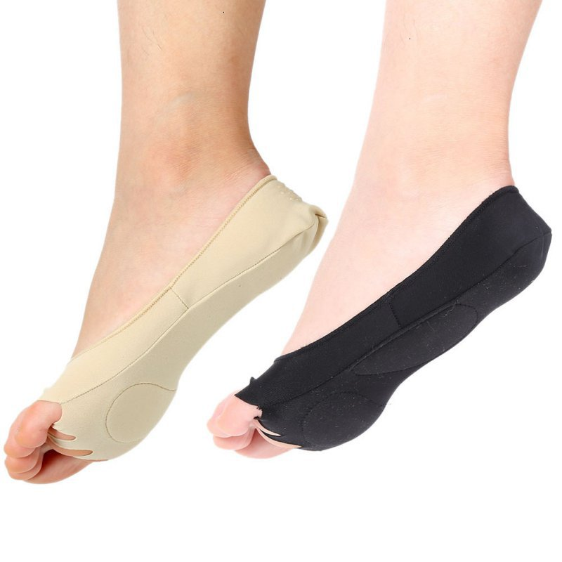 Foot Care Socks Massage Toe Socks Five Fingers Toes Compression Socks Arch Support Relieve Foot Pain Socks