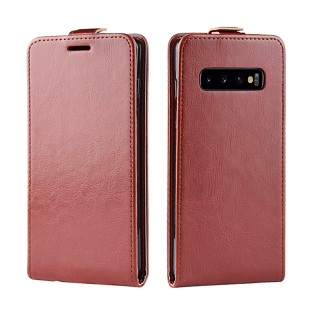 KSAM1160_4_JONSNOW Flip Leather Case for Samsung S10 Plus Phone Cover for Galaxy S10 Flip Case for Samsung S10e with Card Slots
