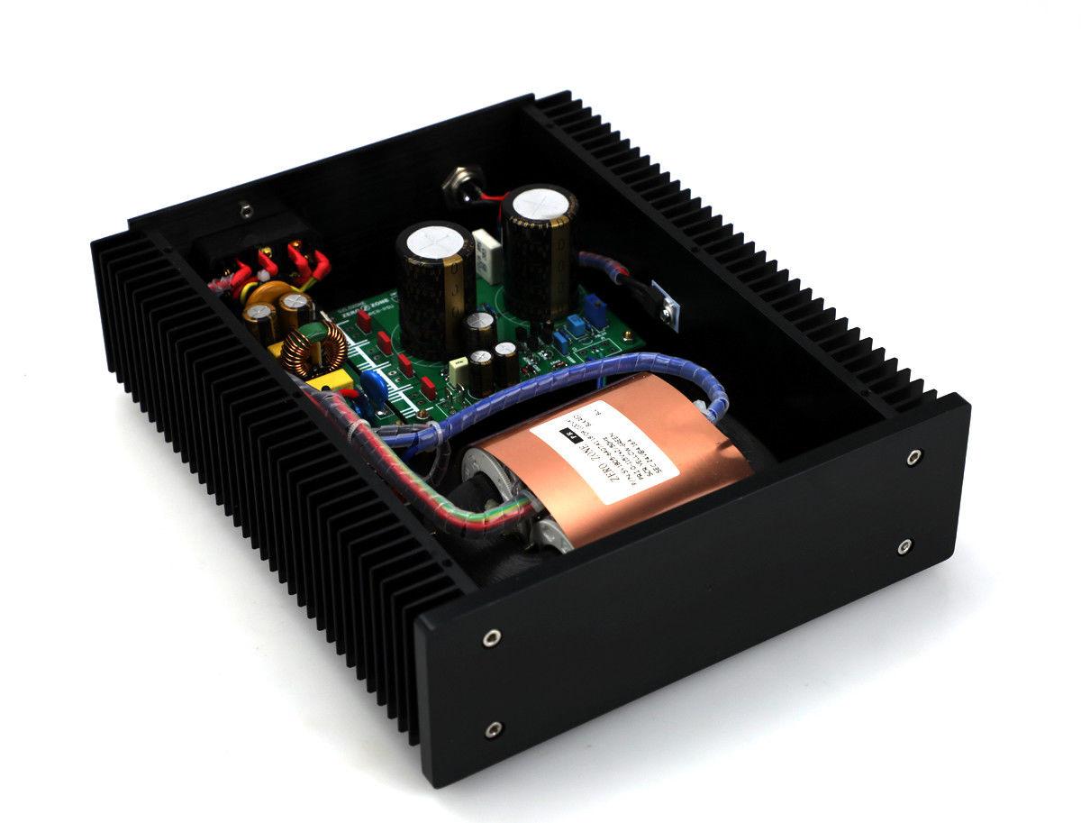 ZEROZONE Hi end DC19V 5A Low Noise R core Transformer DC Linear Power Supply L9 10