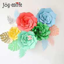 Buy JOY-ENLIFE 6pcs/lot Paper Turtle Leaf/Palm Leave online