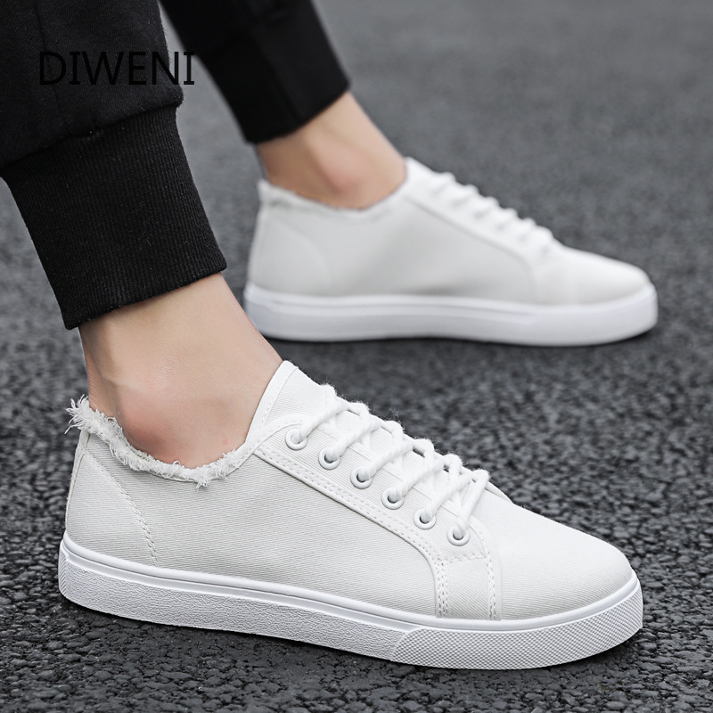 Casual-Shoes Suede Sneakers Non-Slip Outdoor Breathable Men's Lace-Up Rubber B21 Light-Weight