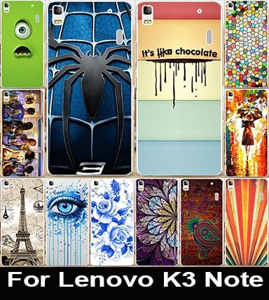 Soft TPU & Hard PC Phone Covers For Lenovo K3 Note Cases K50 A7000 k3note Lemon K50-T5 Housing Bags Skin Shell Anti-Scratch Hood