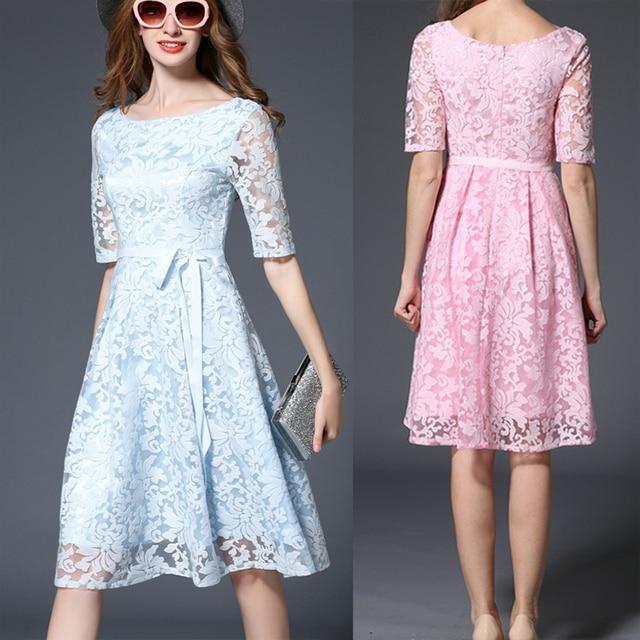 elegante kleider rosa popul rer kleiderstandort fotoblog. Black Bedroom Furniture Sets. Home Design Ideas