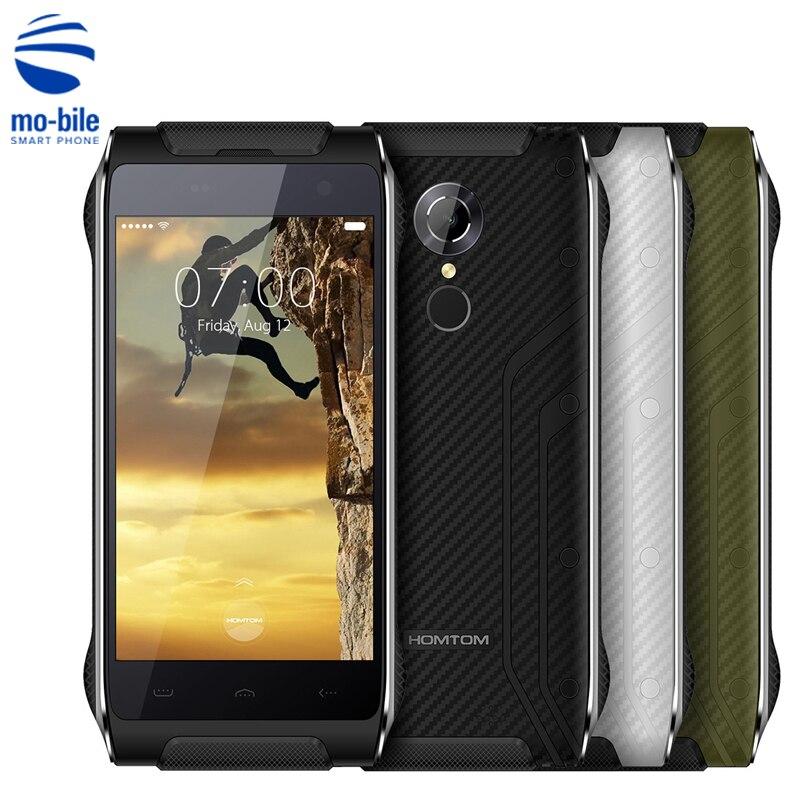 bilder für Homtom HT20 Android 6.0 4,7 zoll 4G Smartphone IP68 MTK6737 Quad Core 2 GB RAM 16 GB ROM Wasserdicht Mobile Handy