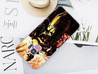 Transparent Soft Silicone Phone Case Anime Bleach One Punch Man for Samsung Galaxy Note 9 8 S9 S8 Plus S7 S6 Edge S5 S4 Mini 3