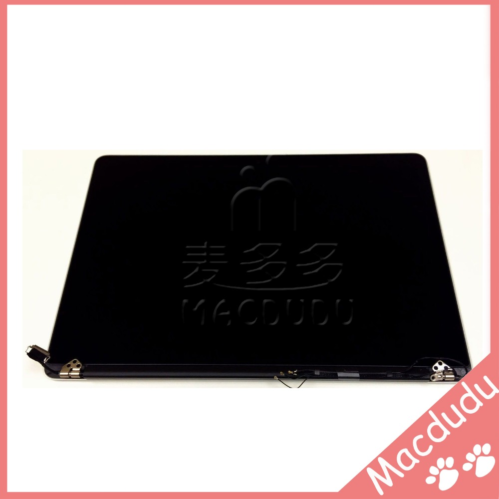 LCD Screen Assembly for 15 Macbook Pro Retian A1398 MC975 MC976 2012 *Verified Supplier* original new space grey silve laptop a1706 lcd assembly 2016 2017 for macbook pro retina 13 a1706 lcd screen assembly mlh12ll a