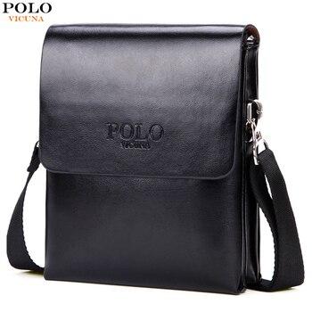 Викуньи поло Лидер продаж небольшая мужская сумка мини Размеры Double Deck высокого Ёмкость Мужская сумка простые мужские сумки с застежкой Лид...