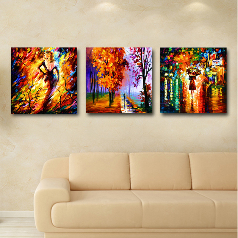 Art paintings abstract picture more detailed picture for Pinturas para salas modernas