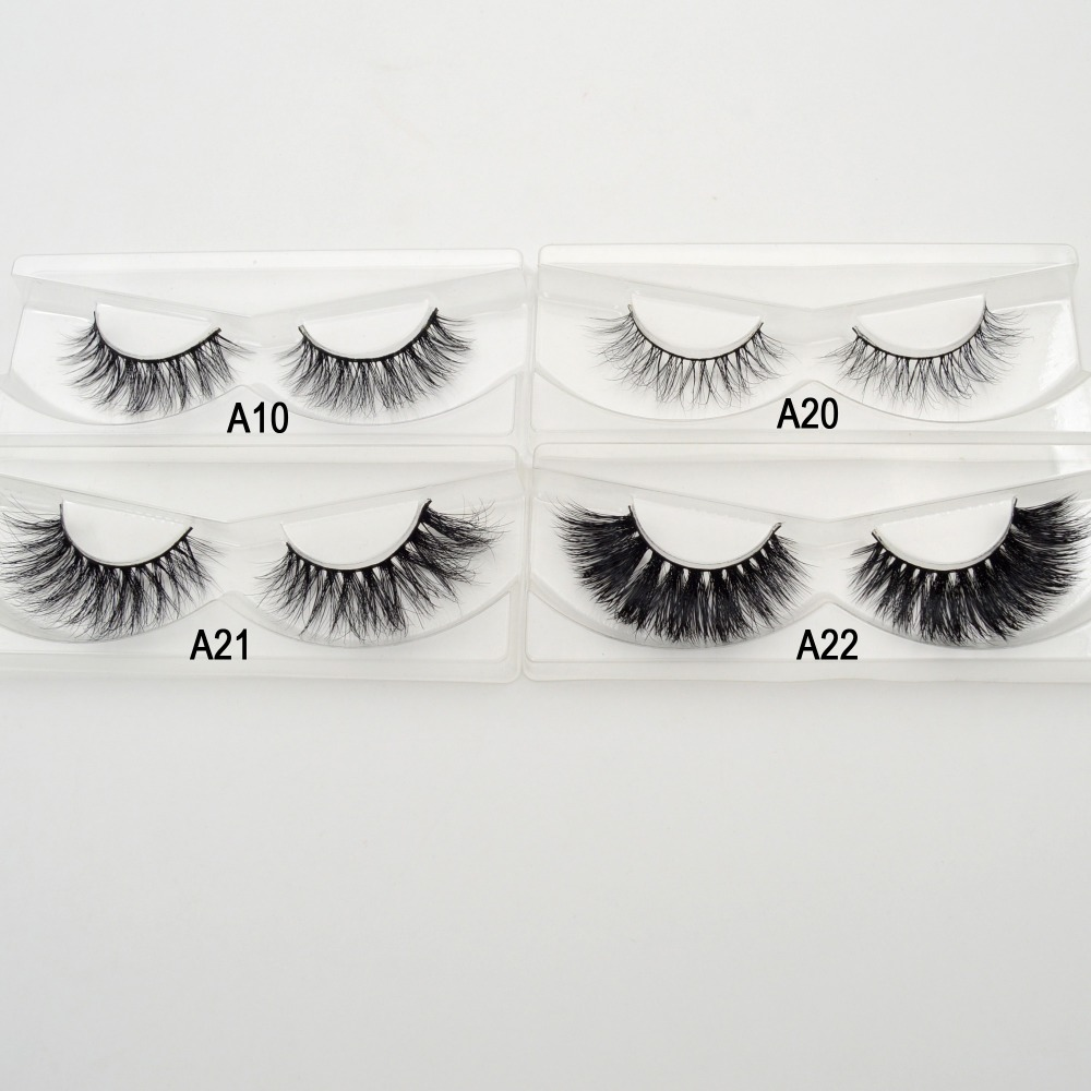 78e8f653af9 Visofree eyelashes 3D mink eyelashes long lasting mink lashes natural  dramatic volume eyelashes extension false eyelashes A20-in False Eyelashes  from Beauty ...
