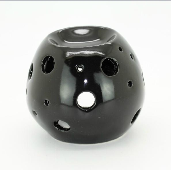 Color Ball Ceramic Aromatherapy Oil Burner Furnace Scent Diffuser Air <font><b>Freshener</b></font> Container Home Fragrance Lamp SK117