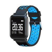 DEHWSG GV68 Smart Watch Men Women IP68 Waterproof SmartWatch Phone Wearable Device Heart Rate Sleep Monitor