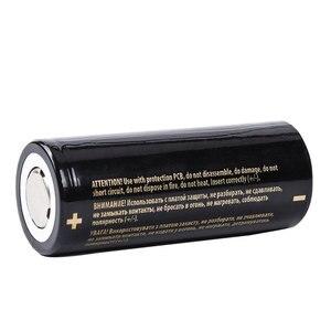 Image 5 - Sofirn 26650 バッテリー 5000 mah 3.7 ボルト充電式電池の高容量のリチウム電池 LED 懐中電灯リチウムイオン電池