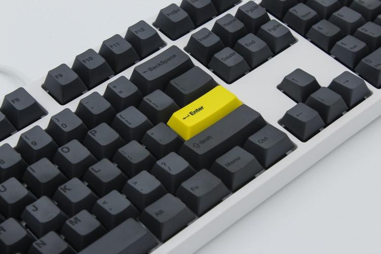 Купить с кэшбэком MP Gentleman keycaps English/Korean Version KeyCap 151 Key PBT Dye-Sublimation Cherry Profile For Mechanical Gaming Keyboard