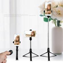 Retractable Self-Timer Artefak Live 4 In 1 Nirkabel Bluetooth Upgrade XT10 Selfie Tongkat Horisontal Tembakan Vertikal Menembak R60(China)