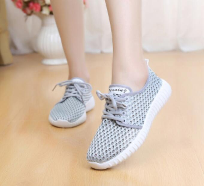loafers women flats lace-up mujer tenis feminino casual shoes Spring summer Autumn Outdoor flats Breathable mesh Woman sneaker ceyue fashion brand women shoes breathable air mesh trainers 2017 spring autumn casual shoes woman walking flats tenis feminino