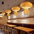 Handgemachte Natürliche Wicker Rattan Pilz Lampenschirm Anhänger Leuchte Land Hängenden Lampe Lustre Esstisch Flur-in Pendelleuchten aus Licht & Beleuchtung bei