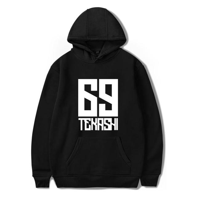 69 TEKASHI 6IX9INE THEMED HOODIE (28 VARIAN)