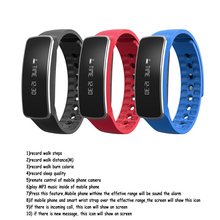 H18 Smart Band Bluetooth 4.0 Sport Wristband Smart Bracelet Fitness Tracker Wristband Bracelet For Android IOS Smartphone