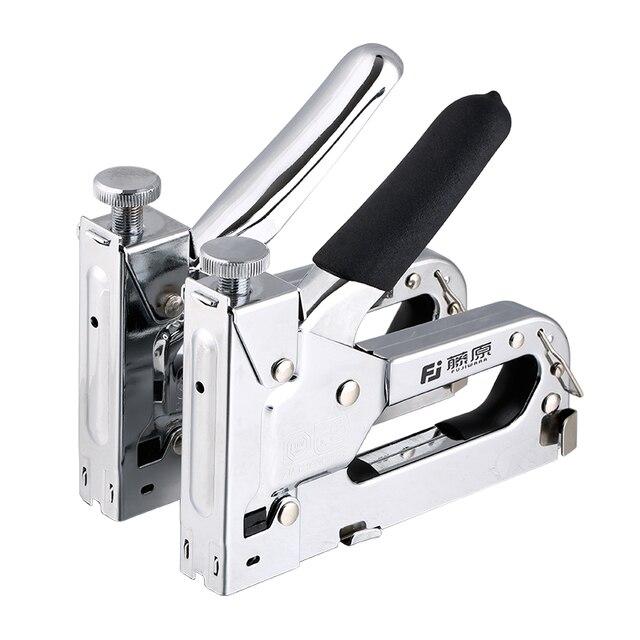 1pc Multitool Nail Staple Gun Furniture Stapler Tool For Wood Door Upholstery Framing Rivet Gun Kit  sc 1 st  AliExpress.com & 1pc Multitool Nail Staple Gun Furniture Stapler Tool For Wood Door ...