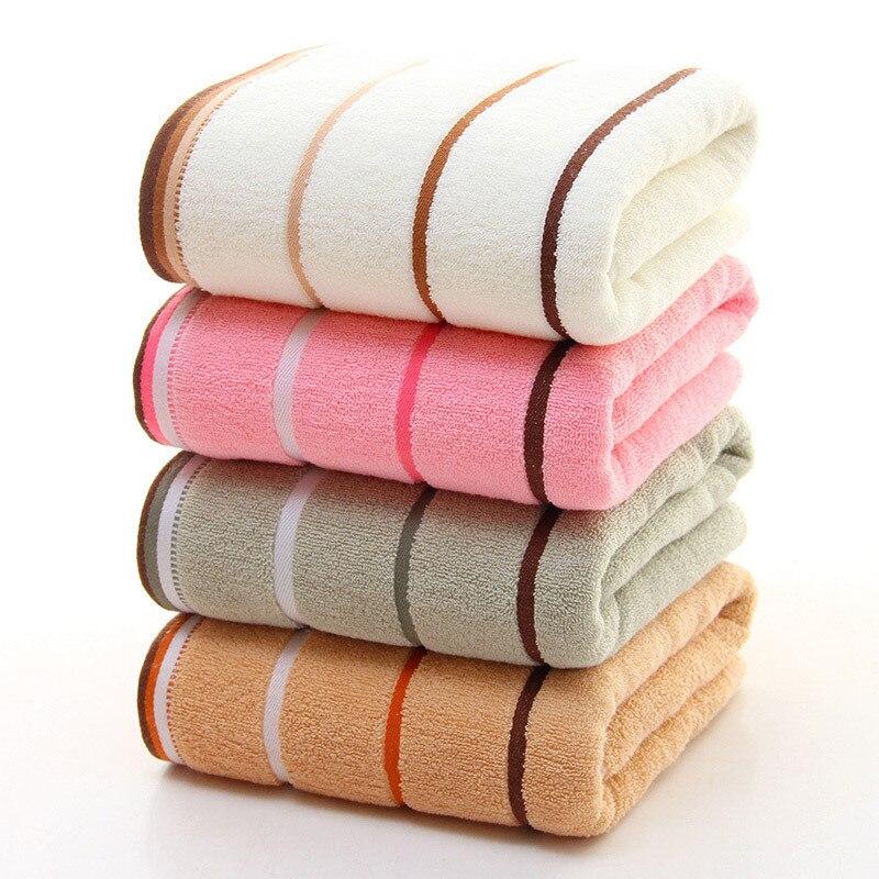 Aliexpress.com : Buy Stripe Cotton Face Bath Towels Yoga