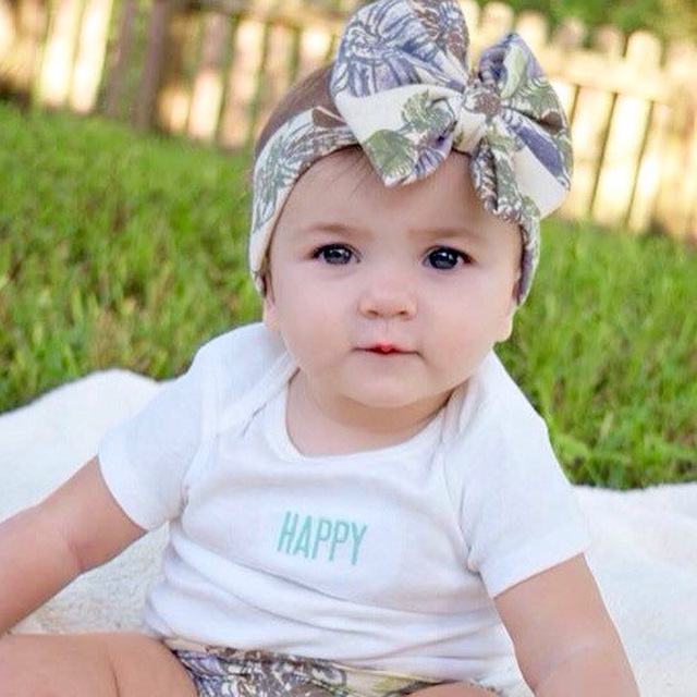 Wholesale Girls Turban Headband Kids Cotton Bow Headband for Boys Hair  Newborn Photo Prop Headband 200PCS LOT-in Hair Accessories from Mother    Kids on ... 690f84eadef
