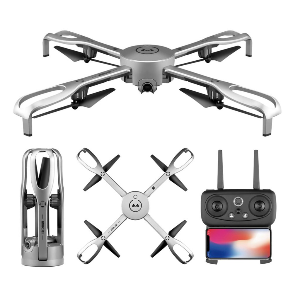 S21 5G WiFi Folding RC Drone with Camera HD Live Video FPV GPS Smart Positioning Quadcopter