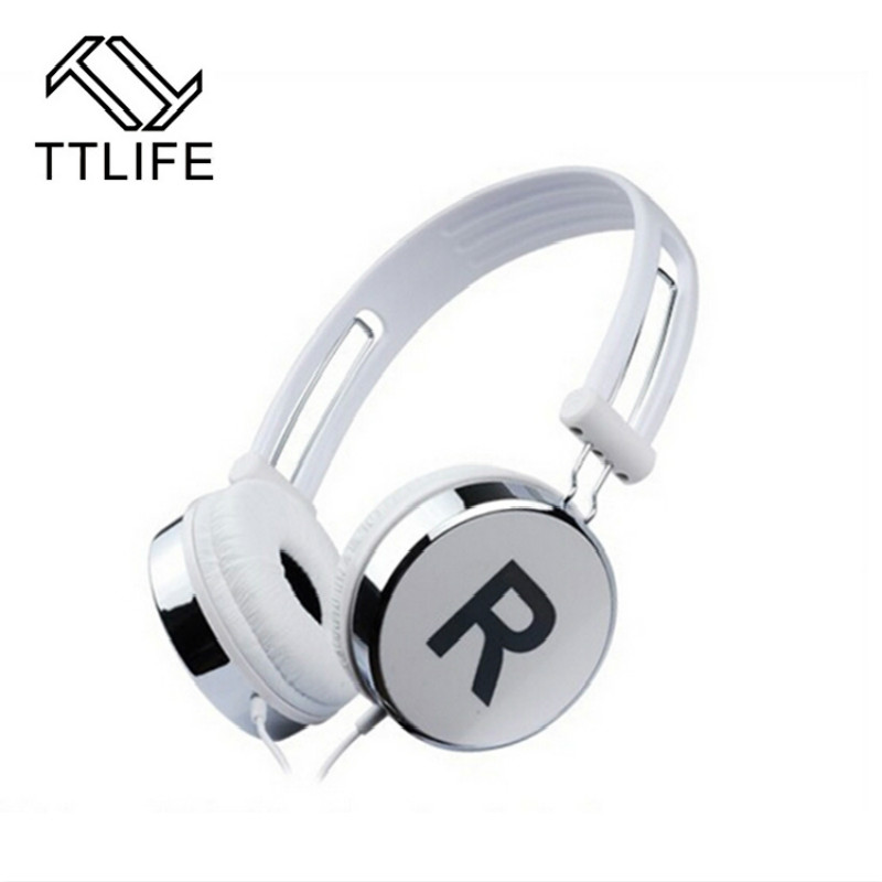 TTLIFE Original Deep Bass Game Headphone Earphone Stereo Music Gaming Headset Earphone With Microphone For Computer PC Gamer PS4 xiberia v10 computer gaming headphone super bass stereo headset with microphone led light luminous earphone for pc gamer