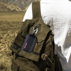 Image 5 - MP3 Çalar Durumda Dijital MP3 saklama kutusu/Çanta Veri Kablosu Paketi Fermuarlı Çanta Taşınabilir Zip Kilit Organizatör Durumda Metal karabina