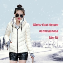2018 Winter Jacket Women Parka Thick Winter Outerwear Plus Size Down Coat Short Slim Design Cotton-padded Jackets and Coats